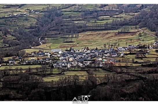 Hautes-Pyrénées -Saihlan DRONE. Les montagnes de nuit avec Aéro Motion Picture / vidéos & photographies par DRONELes montagnes par le DRONE