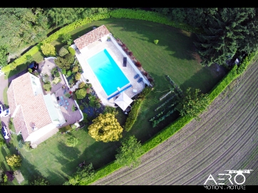 Photographies Drone Immobilier