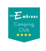 logo camping les embruns