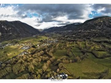 Hautes-Pyrénées -Saint Lary DRONE. Les montagnes de nuit avec Aéro Motion Picture / vidéos & photographies par DRONE Les montagnes par le DRONE