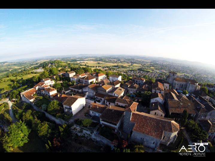 Patrimoine Drone Aquitaine / Aéro motion Picture.