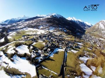 Prises de vue en drone dans les Pyrénées
