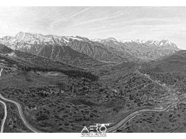 Hautes-Pyrénées -Saint Lary DRONE. Les montagnes de nuit avec Aéro Motion Picture / vidéos & photographies par DRONE.
