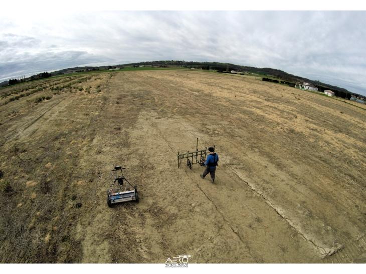 Analyses et Archéologie par DRONE Aquitaine - Gironde - Lot et Garonne - Landes - Dordogne - Pyrénées Atlantiques.